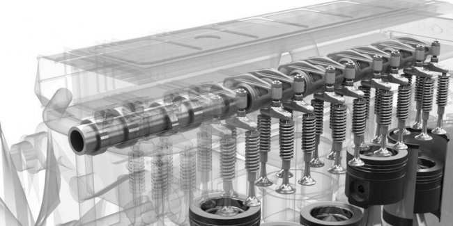 The Germans created a revolutionary electric motor