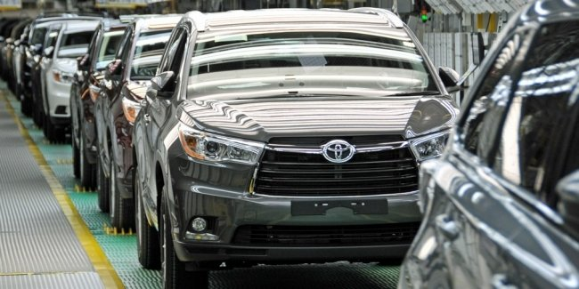 Toyota decided to fight back against the theft of catalysts