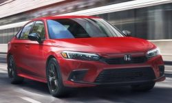 Prices for the new Honda Civic have become known