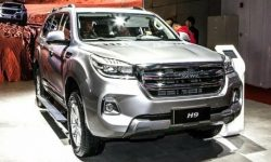 Photo of the new Haval H9
