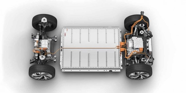 Ford and VW electric cars to get common platform