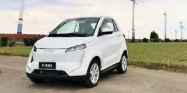 The premiere of the budget electric car Elaris Finn with a power reserve of 265 km