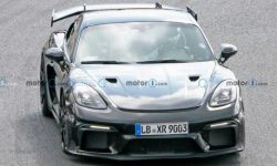 Cayman GT4 RS: Porsche prepares new 'king of track'?