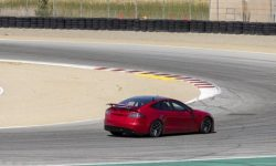 Fastest on the track: Tesla Model S's new record