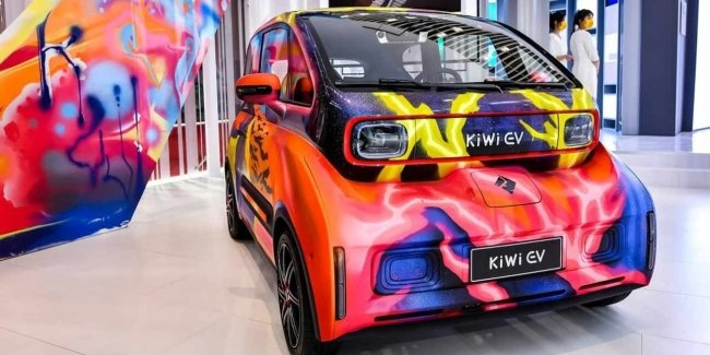 Alibaba and drone maker prepare the most compact electric car