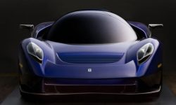 How to save on crash tests? Smash the supercar against the wall
