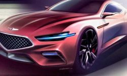 First renders of the Genesis GT70 coupe