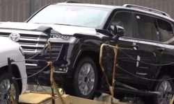Land Cruiser 300 and without V8: the new motor line is revealed