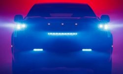 All in the lights: Toyota reveals new Tundra pickup truck