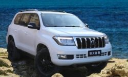Land Cruiser 200 remains, though not Toyota…