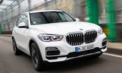 Hybrid BMW X5 will be equipped with eco-friendly tires
