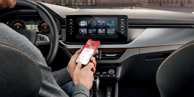 Now Android will be able to open and start a car