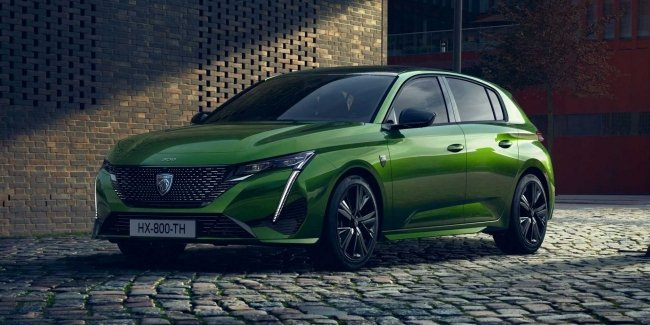 Sales of the new Peugeot 308: when to go to the salon?