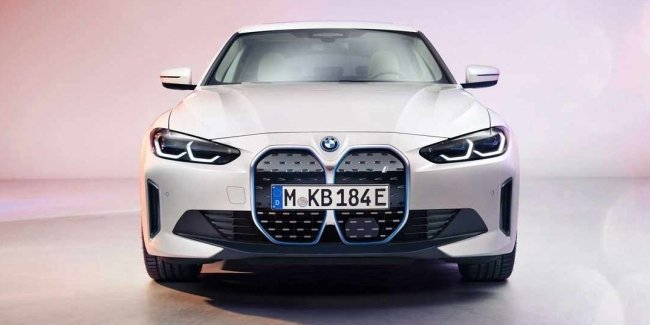 BMW i4 M50 accidentally declassified ahead of debut