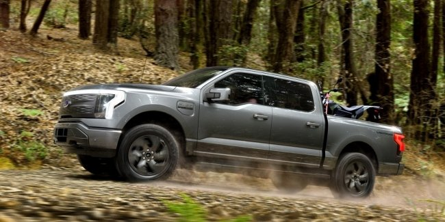20,000 per day: F-150 Lightning is in demand