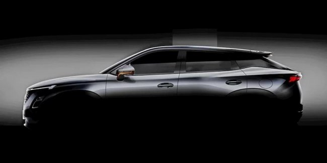 Chery teases new crossover
