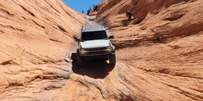 """Ford Bronco: """"Gate of Hell"""" back? It's easy!"""