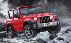 Mahindra won't export Wrangler clone: Jeep has nothing to do with it