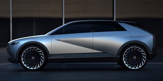 Ioniq reveals the characteristics of electric cars that have not yet been presented