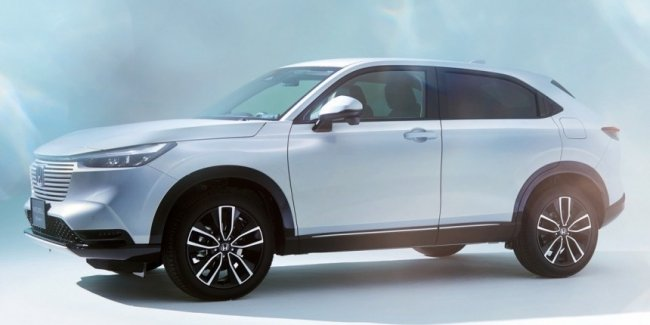 New Honda Vezel: the Japanese did not expect this