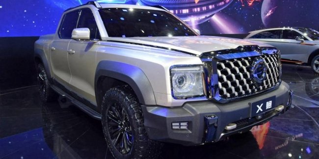 It's a 'laksheri': Great Wall reveals the showroom of the new X Cannon pickup truck