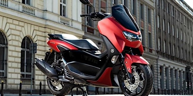 Yamaha unveils revamped NMAX 125 scooter