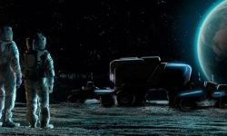 Cars are over: General Motors unveils its lunar rover