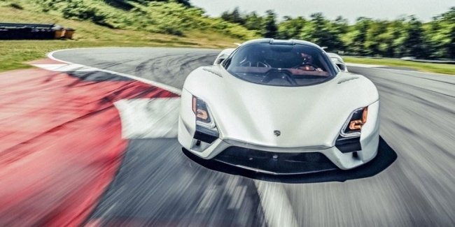 The SSC Tuatara Hypercar received two new special versions