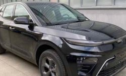 Enovate ME5: electric crossover from Porsche maker