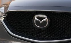 The new Mazda CX-5 was introduced on the web