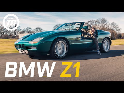 BMW Z1: is this the perfect car to really 'feel the road'? RETROspective