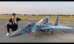 World's Most Expensive Replica Fighter Jet!