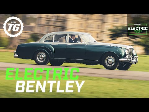 Is a £350k electric Bentley S1 the future of classic cars?