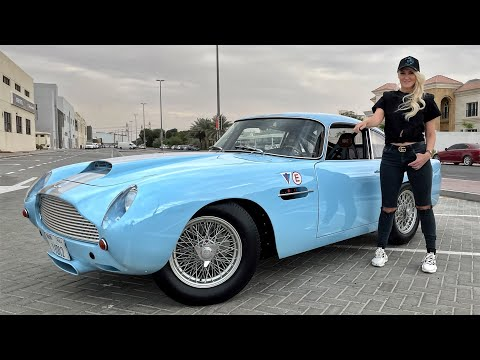 THE HARDEST CAR IN THE WORLD TO DRIVE!