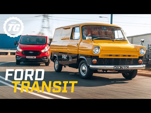 Ford Transit: Is this the most important vehicle in Britain's history? RETROspective