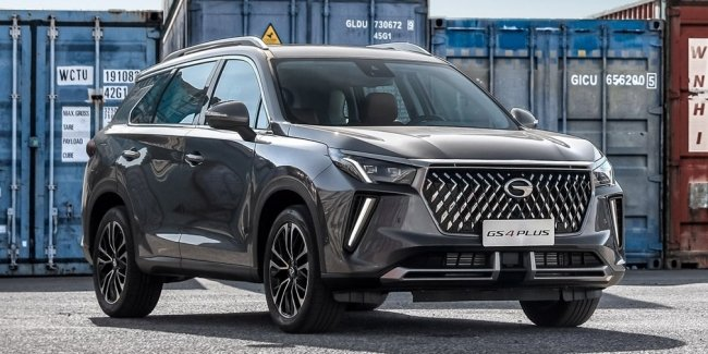 China unveils revamped GAC GS5 crossover