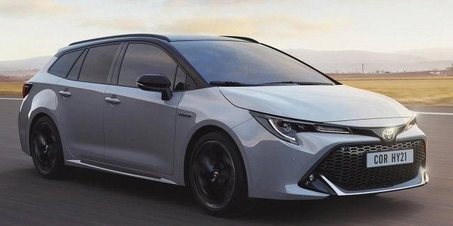 Fans more: Corolla Touring Sports GR Sport