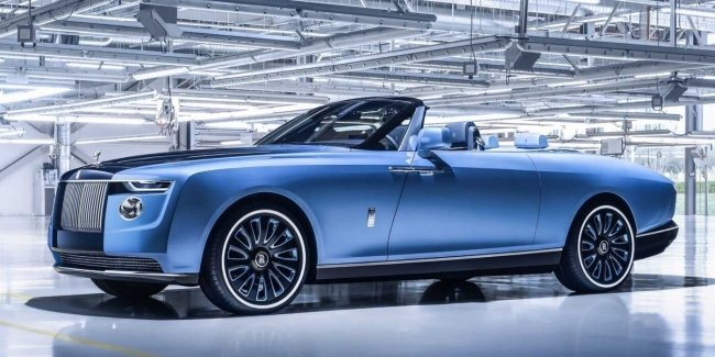 Who are the people who bought the convertible for $28,000,000?