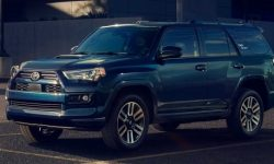 The elderly 4Runner has been updated and become a sporty