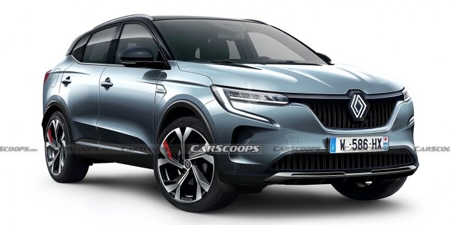 First images and all the details about the new Renault Kadjar