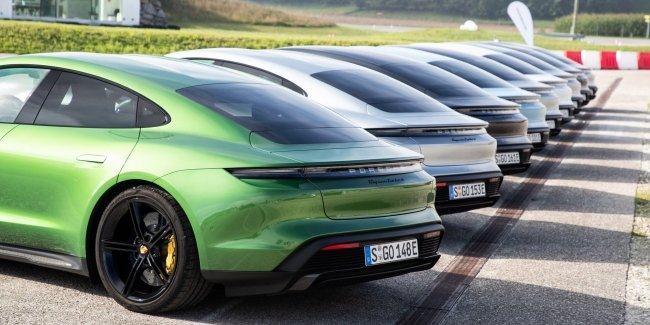 Porsche is no longer synonymous with quality? Company recalls Panamera and Taycan