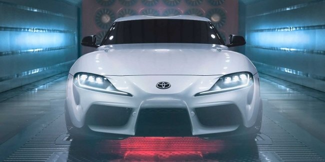 Supra Carbon: the new limited edition sports car