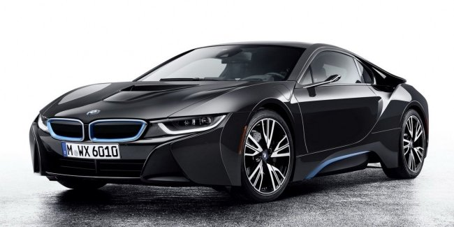 BMW can get rid of side-view mirrors