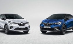 How much does a hybrid Captur cost?