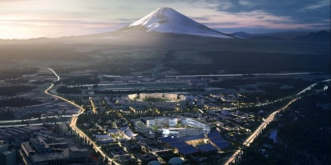 Toyota will build its own hydrogen city
