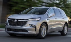 Buick unveils revamped Enclave