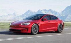 Tesla Model S Plaid officially updated the record in the race by a quarter of a mile