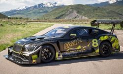 Presented the most extreme Bentley Continental GT