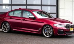 BMW isn't coming? Bavarians admit M550i xDrive slower than stated
