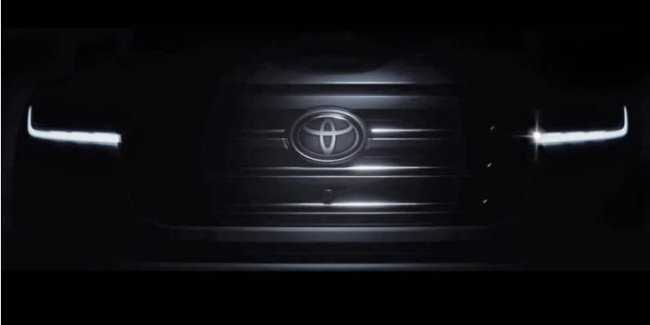 Toyota reveals details of Land Cruiser 300 in two video teasers